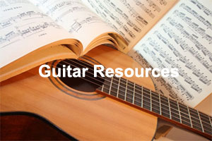 Guitar Resources